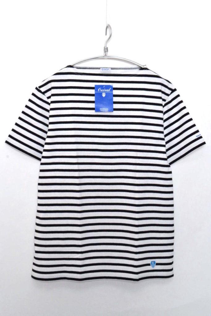 CLW COTTON LOURD S/Sコットンロード 半袖ボーダーバスクシャツ カットソーの買取実績画像