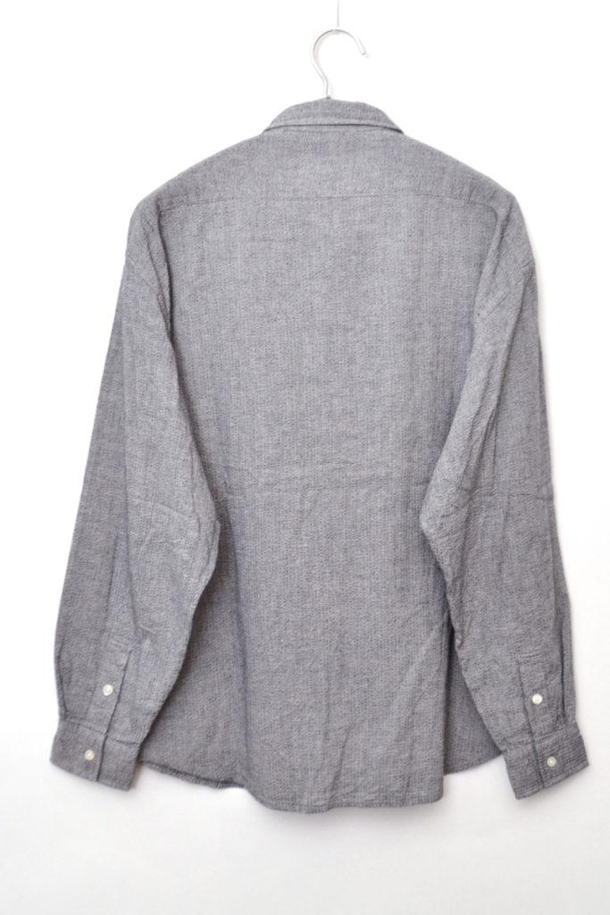 ROLL UP SHIJIRA STRIPE SHIRT ロールアップシャツの買取実績画像