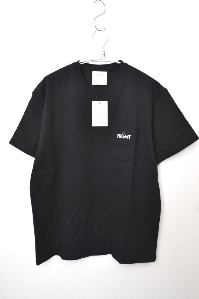 × fragment design ◆グラフィック ポケットTシャツ