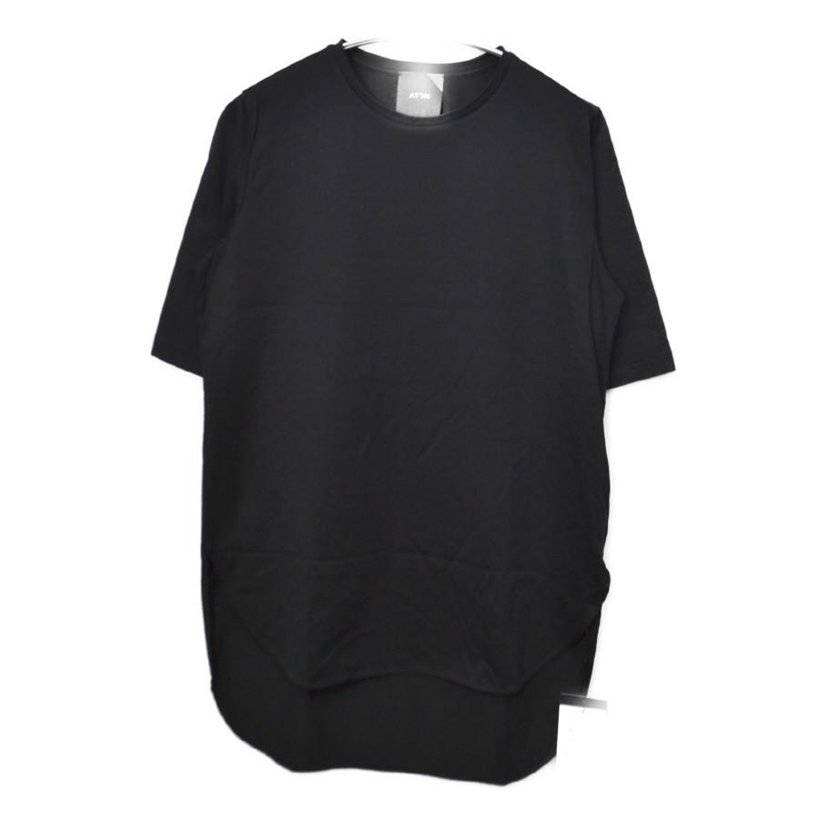 ラウンドヘム 半袖 Tシャツ