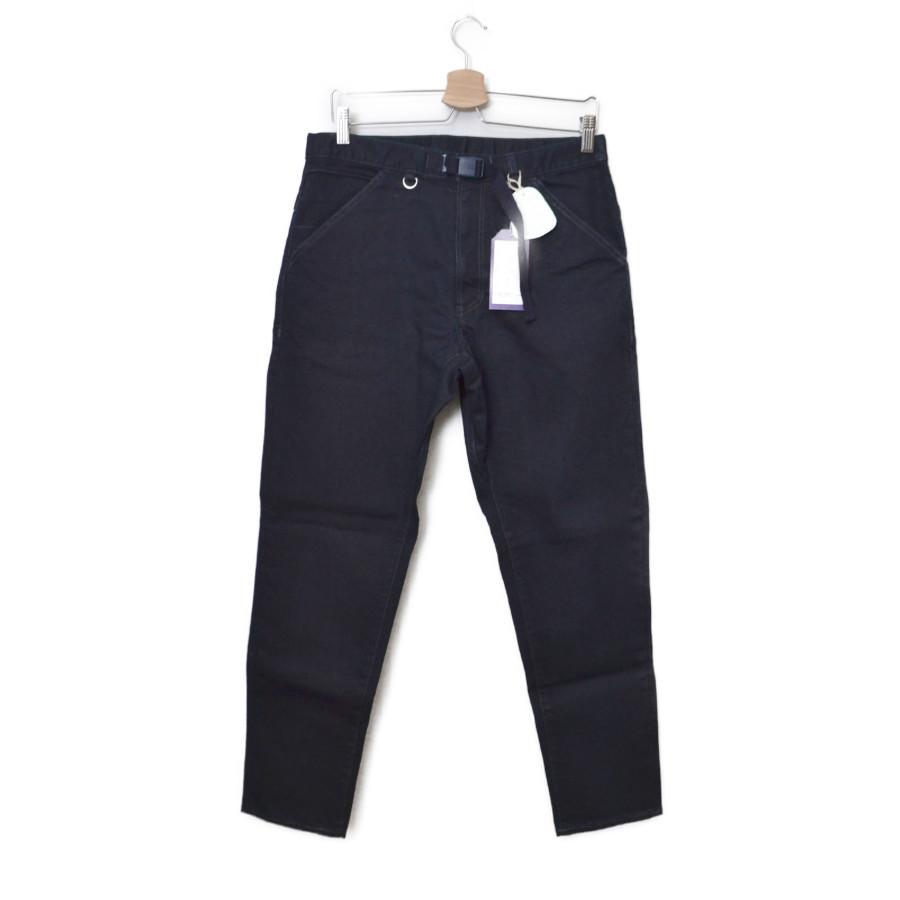 Webbing Belt Denim Pants ウェビングベルトデニムパンツ
