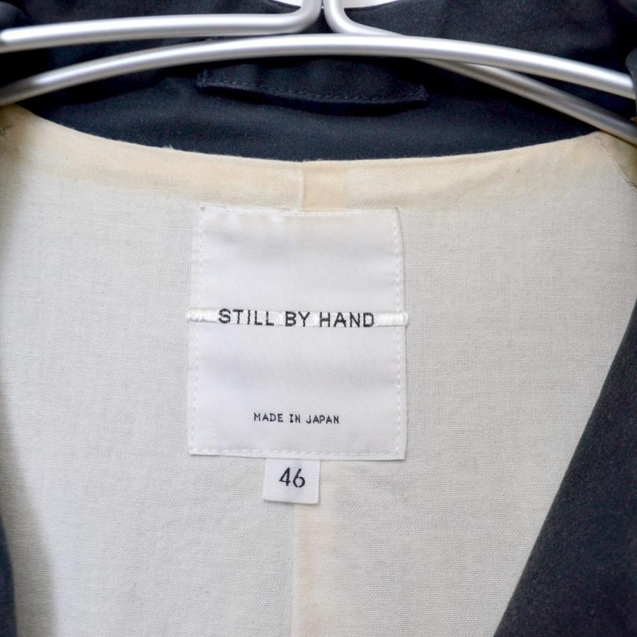 Stand Collar Coat スタンドカラー コートの買取実績画像