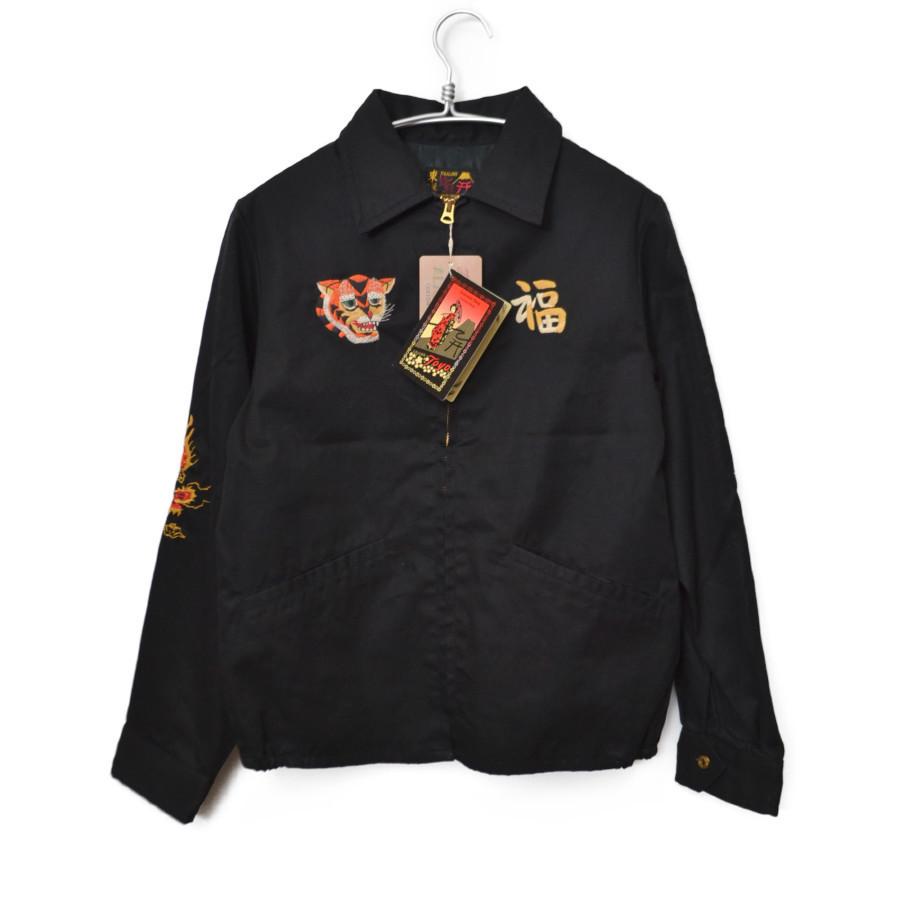 刺繍 コットン ベトナムジャンパー ベトジャン