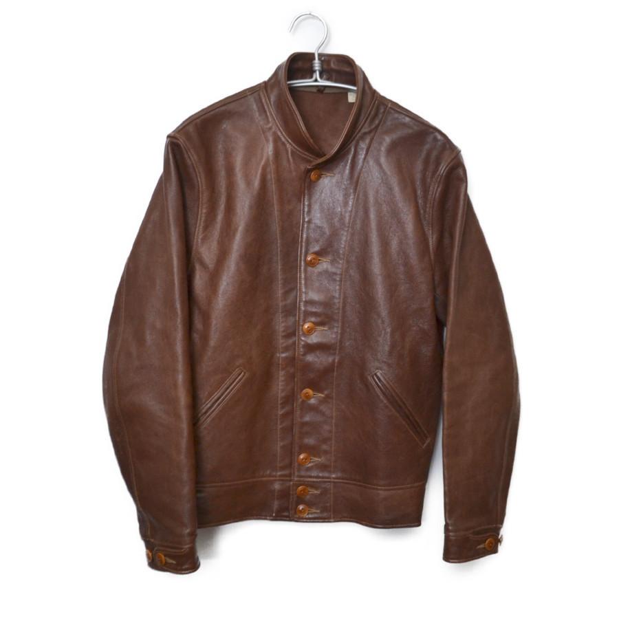 menlo cossack jacket メンロ コサック レザー ジャケット