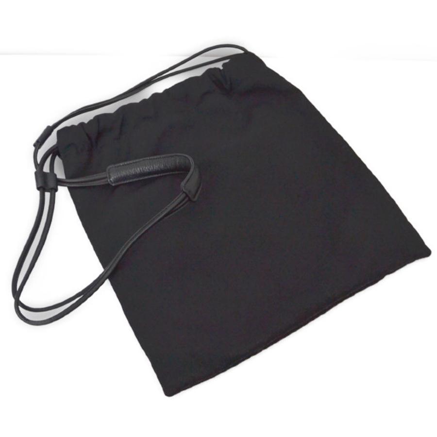 2020SS/ シワギャバ 巾着 ポシェット バッグの買取実績画像