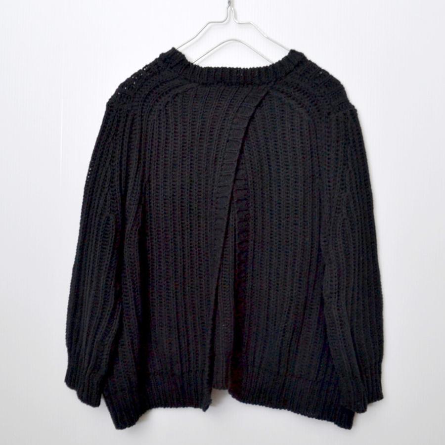 2015AW/ vck-109 コットン 2way knit ニット セーターの買取実績画像