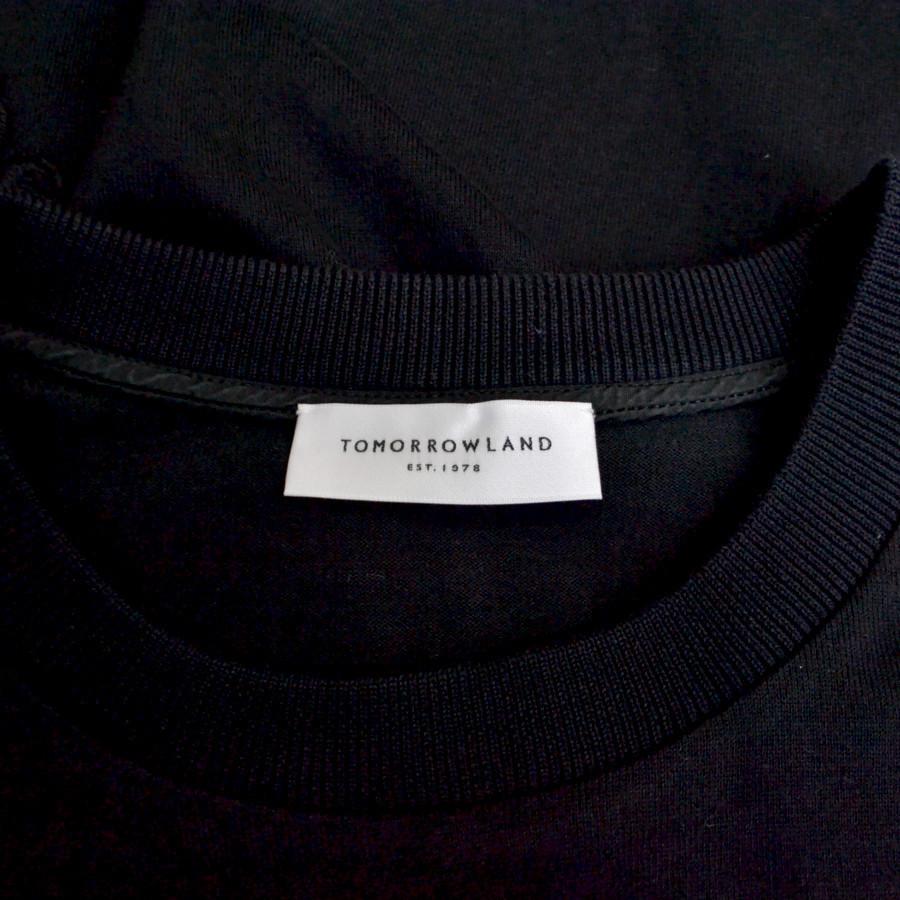 2017SS/ 刺繍 フレンチスリーブ プルオーバー カットソーの買取実績画像