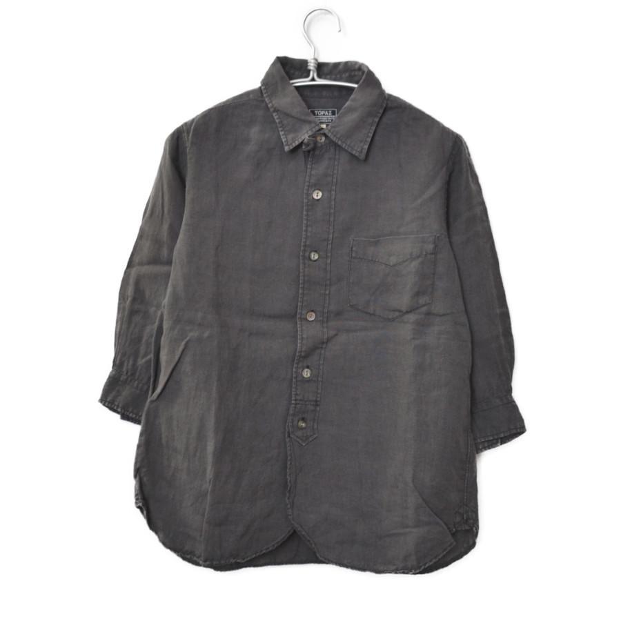 2013SS/ MEMPHIS7分袖 ワークシャツ