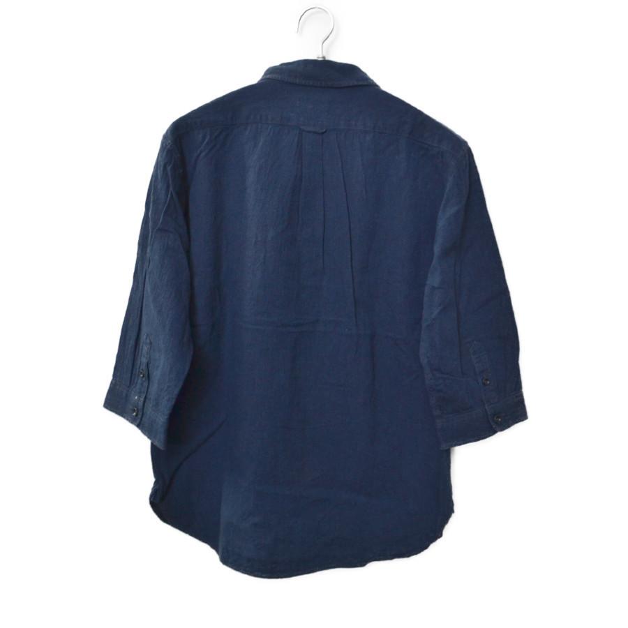 P7BD1 7分袖 ボタンダウン シャツの買取実績画像