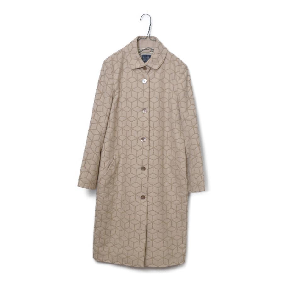2011AW/ sugar 刺繍 ステンカラー コート