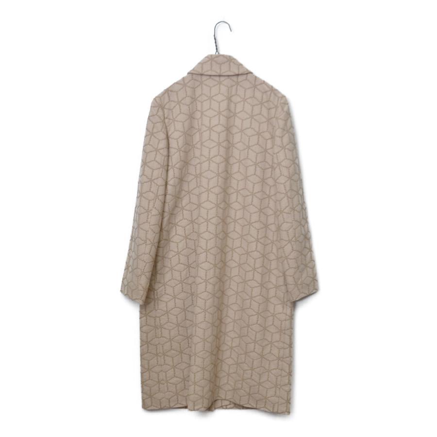 2011AW/ sugar 刺繍 ステンカラー コートの買取実績画像