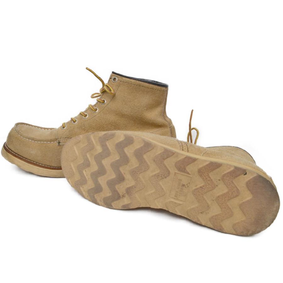 アイリッシュセッター スエード ブーツの買取実績画像