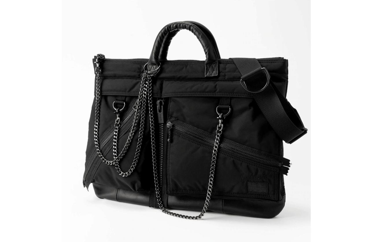 「ヨウジヤマモト」× 「ポーター」2WAYのバッグとポーチを発売。中古市場にはどう流通する?